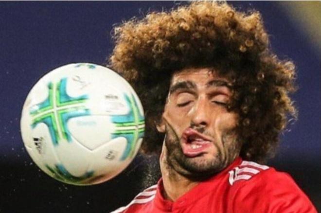 Fellaini hoa nguoi hung trong mat CDV Man Utd hinh anh