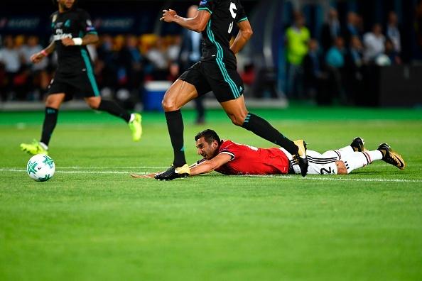 Danh bai Man Utd, Real lan thu tu gianh sieu cup chau Au hinh anh 30