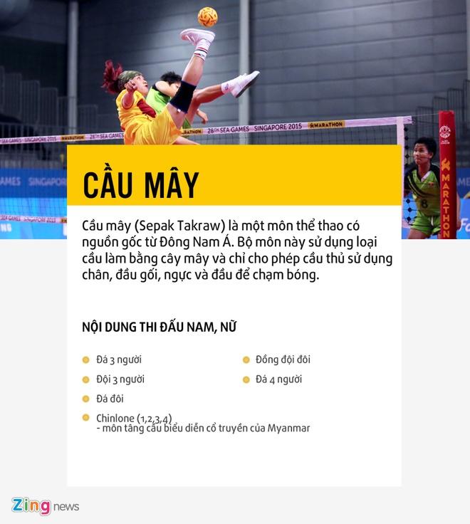 Cau may Viet Nam dat muc tieu cao nhat tai SEA Games hinh anh 1