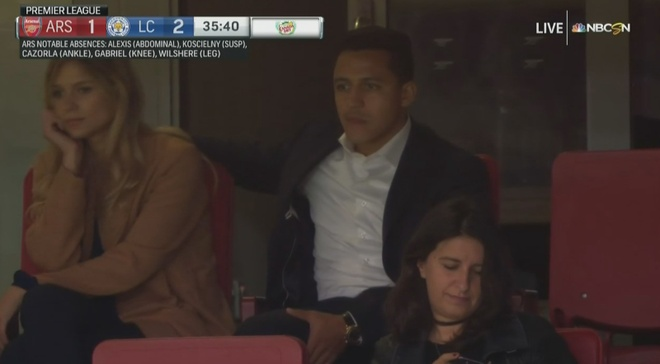 Arsenal vs Leicester (4-3): Nguoc dong ngoan muc hinh anh 24