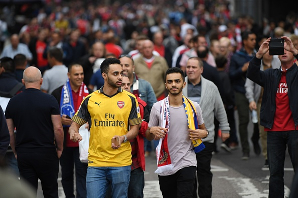 Arsenal vs Leicester (4-3): Nguoc dong ngoan muc hinh anh 8