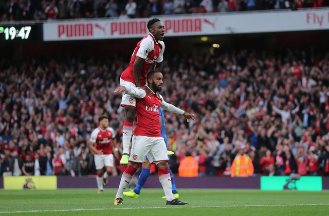 Arsenal vs Leicester (4-3): Nguoc dong ngoan muc hinh anh 20