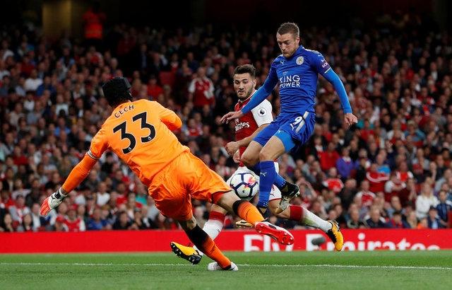 Arsenal vs Leicester (4-3): Nguoc dong ngoan muc hinh anh 22