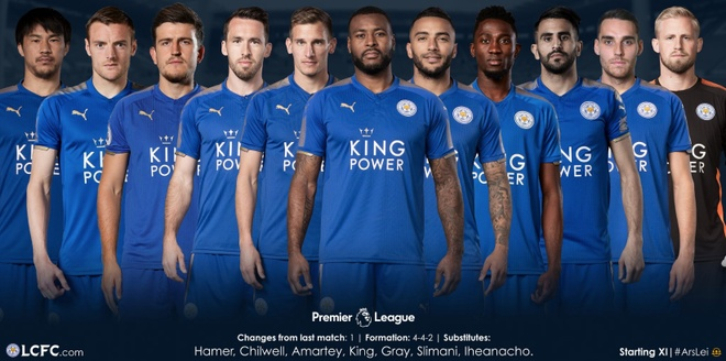 Arsenal vs Leicester (4-3): Nguoc dong ngoan muc hinh anh 6