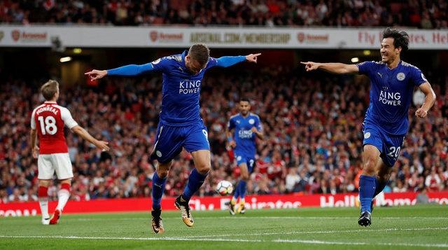 Arsenal vs Leicester (4-3): Nguoc dong ngoan muc hinh anh 23