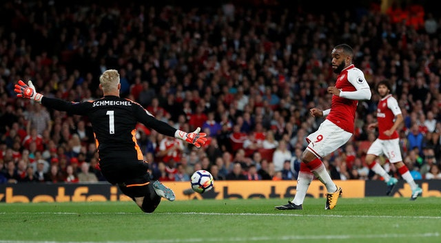 Arsenal vs Leicester (4-3): Nguoc dong ngoan muc hinh anh 31