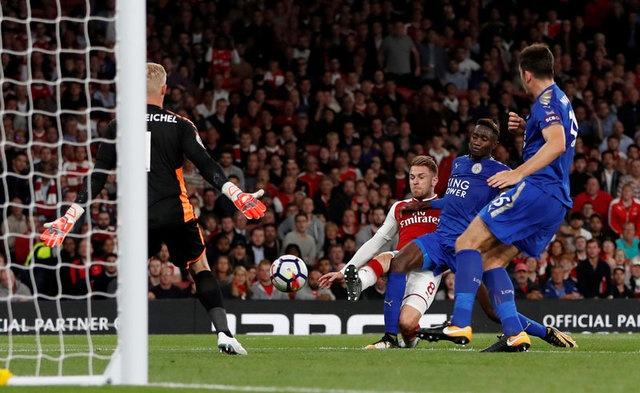 Arsenal vs Leicester (4-3): Nguoc dong ngoan muc hinh anh 37