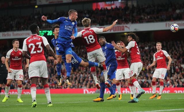 Arsenal vs Leicester (4-3): Nguoc dong ngoan muc hinh anh 29