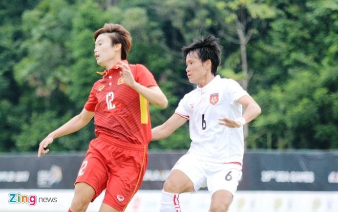 nu Viet nam vs Myanmar anh 15