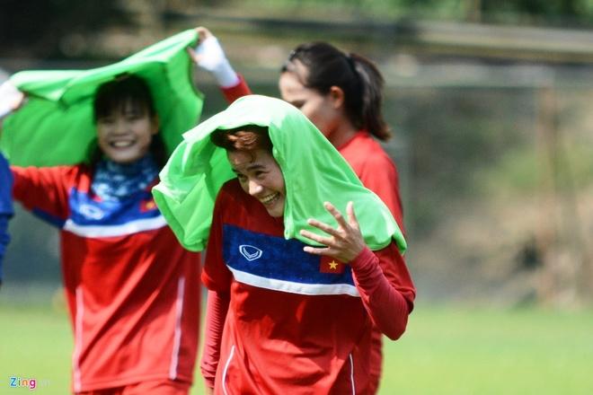 nu Viet nam vs Myanmar anh 3