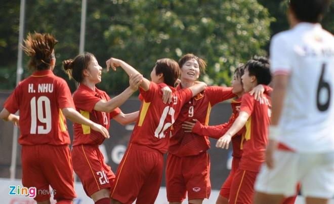 nu Viet nam vs Myanmar anh 14