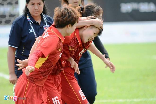 nu Viet nam vs Myanmar anh 21
