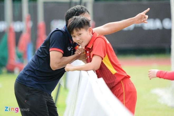 nu Viet nam vs Myanmar anh 19