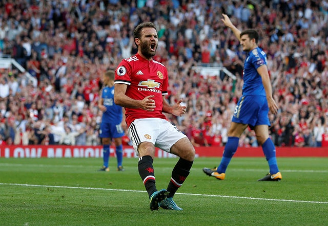 Man Utd vs Leicester (2-0): Rashford, Fellaini toa sang hinh anh 18