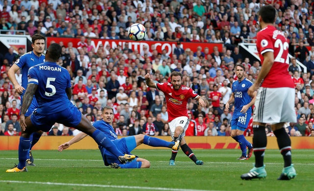 Man Utd vs Leicester (2-0): Rashford, Fellaini toa sang hinh anh 17