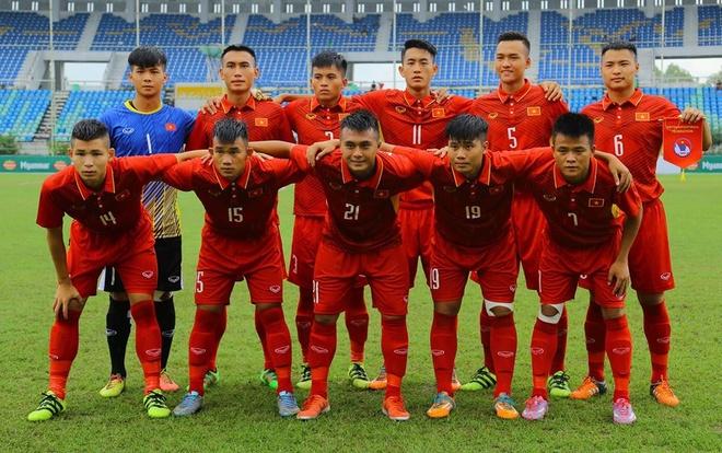 Viet Nam khoi dau giai U18 Dong Nam A bang tran thang 8-1 hinh anh 4