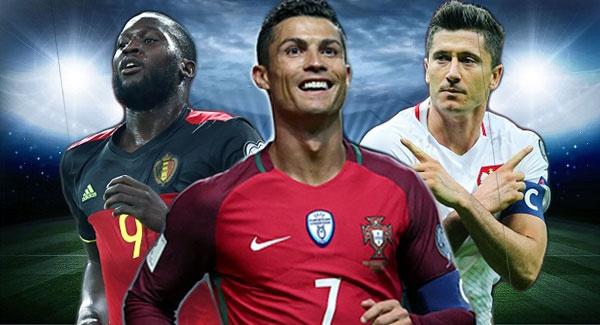 Ronaldo, Lukaku va nhung chan sut tot nhat vong loai World Cup hinh anh