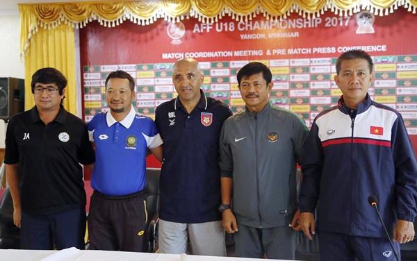 Viet Nam khoi dau giai U18 Dong Nam A bang tran thang 8-1 hinh anh 5