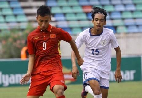 U18 Viet Nam vs U18 Philippines (5-0): Sieu pham sat duong bien hinh anh