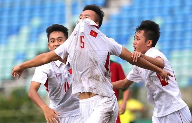 U18 Indonesia 0-3 U18 Viet Nam: Chien thang man nhan hinh anh