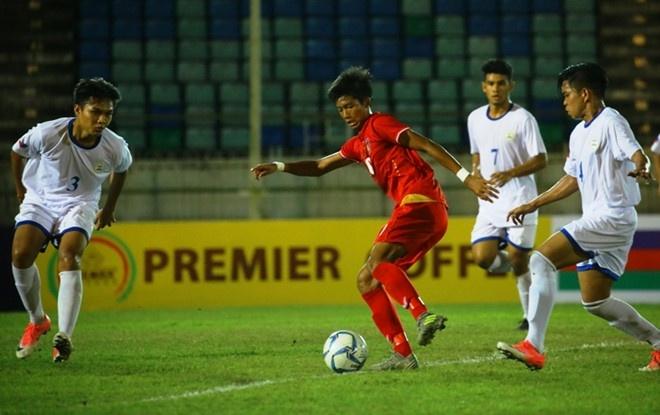 U18 Myanmar 2-1 U18 Viet Nam: Ac mong SEA Games tai dien hinh anh 4