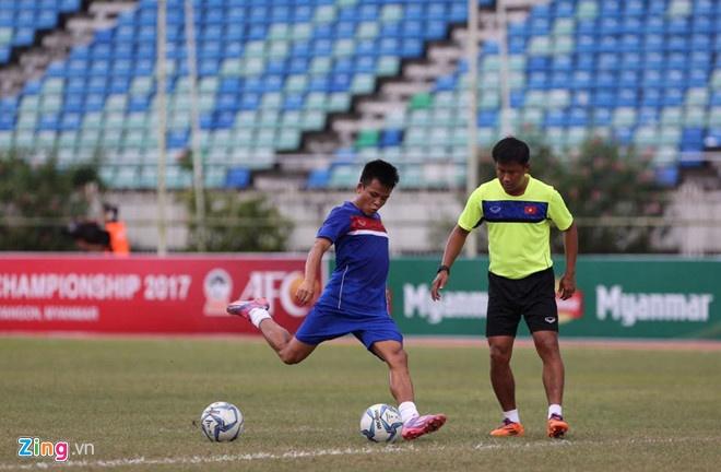 U18 Myanmar 2-1 U18 Viet Nam: Ac mong SEA Games tai dien hinh anh 10