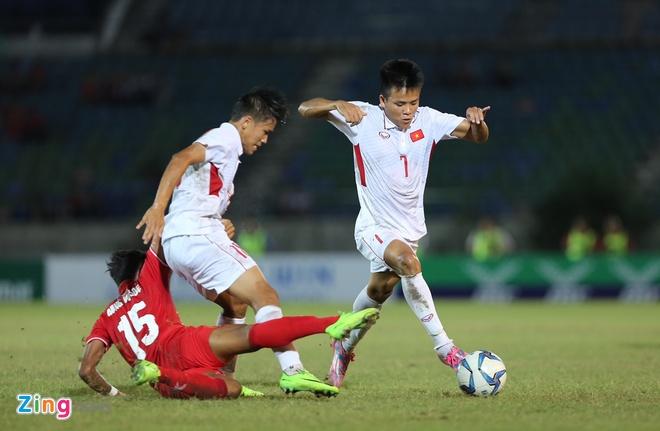 U18 Myanmar 2-1 U18 Viet Nam: Ac mong SEA Games tai dien hinh anh 14