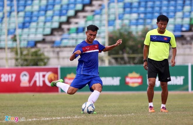 U18 Myanmar 2-1 U18 Viet Nam: Ac mong SEA Games tai dien hinh anh 11