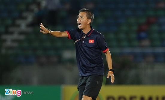 U18 Myanmar 2-1 U18 Viet Nam: Ac mong SEA Games tai dien hinh anh 1