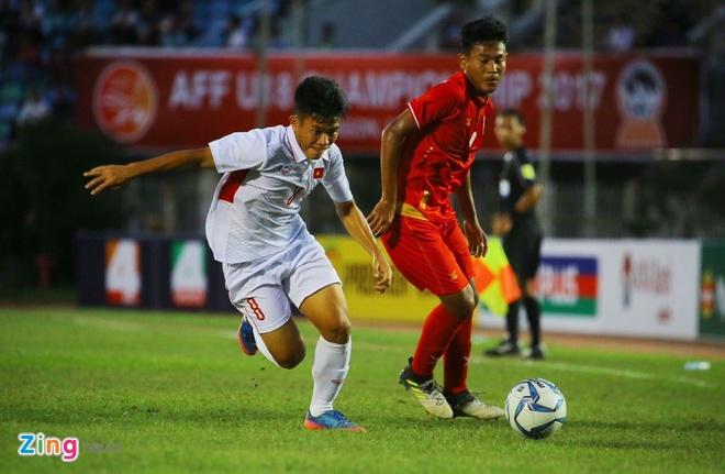 U18 Myanmar 2-1 U18 Viet Nam: Ac mong SEA Games tai dien hinh anh 17
