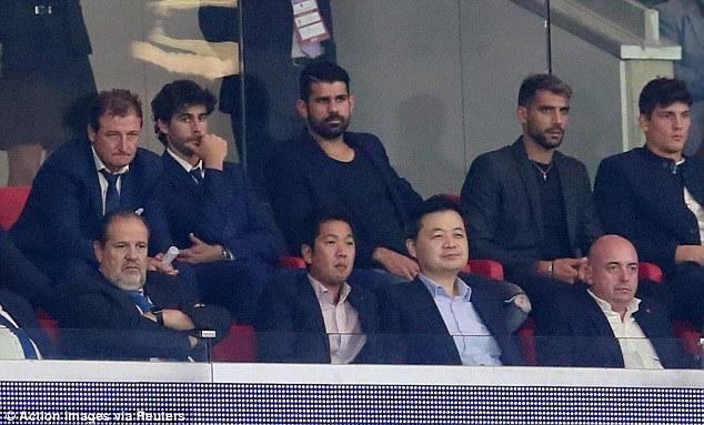 Diego Costa buon rau nhin Chelsea danh bai Atletico Madrid hinh anh 2