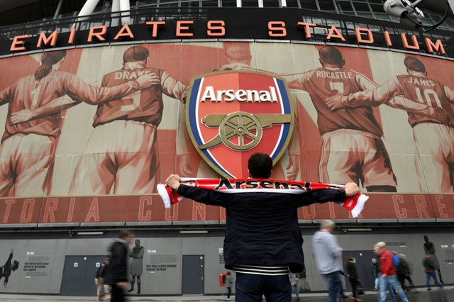 Arsenal vs Brighton (2-0): Sanchez kien tao dang cap hinh anh 10