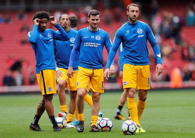 Arsenal vs Brighton (2-0): Sanchez kien tao dang cap hinh anh 12