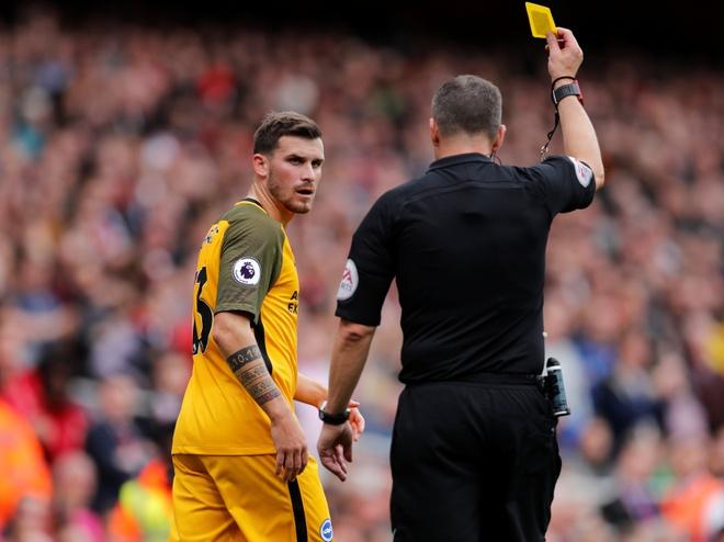 Arsenal vs Brighton (2-0): Sanchez kien tao dang cap hinh anh 20