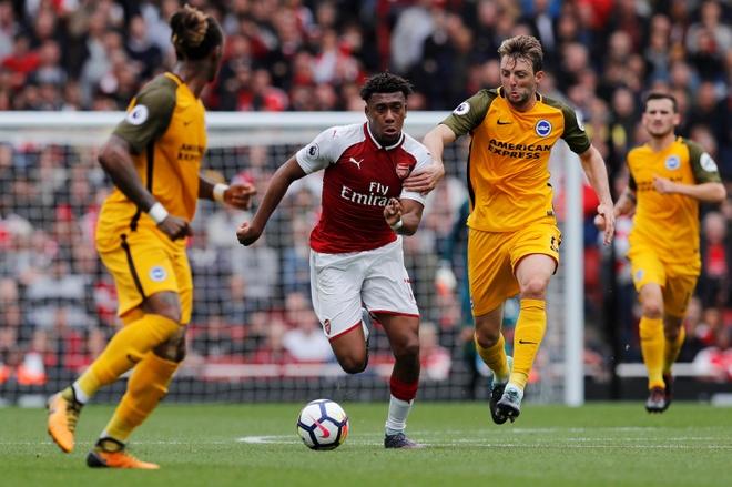Arsenal vs Brighton (2-0): Sanchez kien tao dang cap hinh anh 19