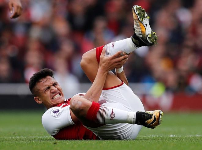 Arsenal vs Brighton (2-0): Sanchez kien tao dang cap hinh anh 22