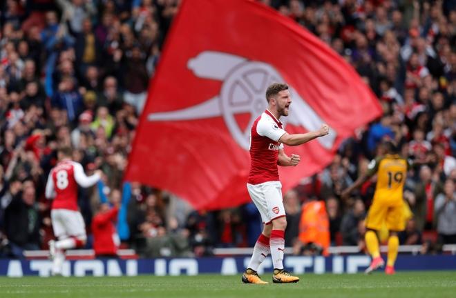 Arsenal vs Brighton (2-0): Sanchez kien tao dang cap hinh anh 26