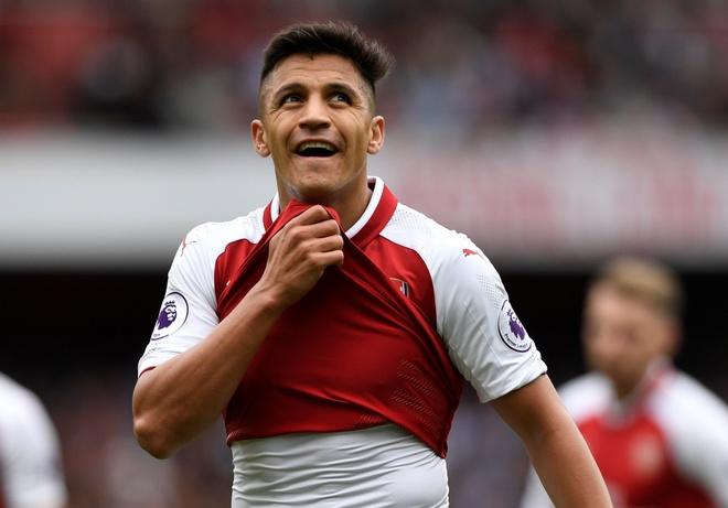 Arsenal vs Brighton (2-0): Sanchez kien tao dang cap hinh anh