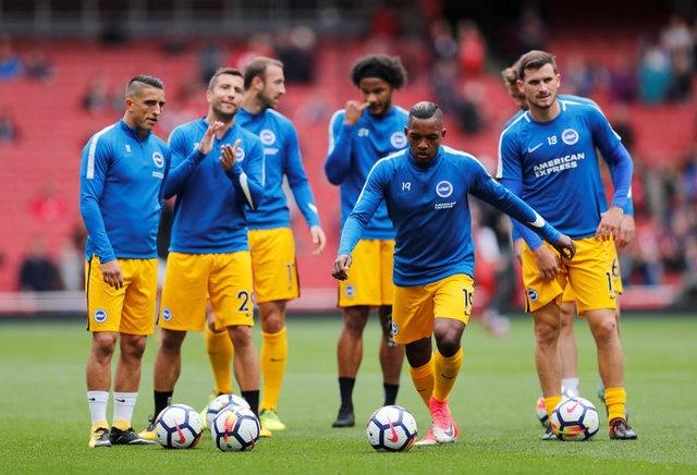 Arsenal vs Brighton (2-0): Sanchez kien tao dang cap hinh anh 13