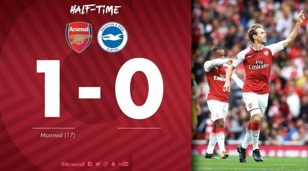 Arsenal vs Brighton (2-0): Sanchez kien tao dang cap hinh anh 23