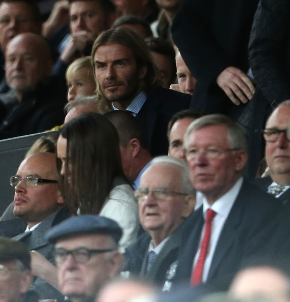Beckham tro lai Old Trafford voi dien mao than thuoc hinh anh 3