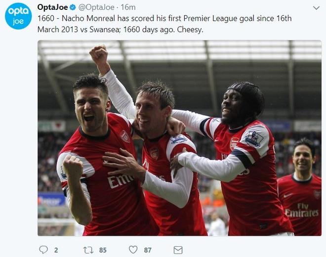 Arsenal vs Brighton (2-0): Sanchez kien tao dang cap hinh anh 21
