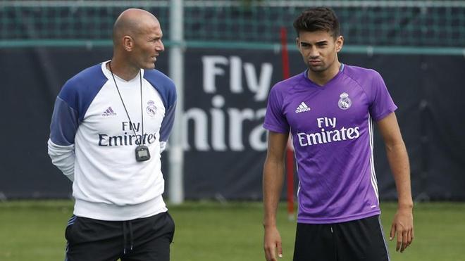 Enzo Zidane va 7 cau thu tre noi nghiep cac ong bo huyen thoai hinh anh 1