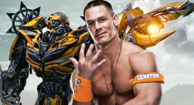 Huyen thoai John Cena thu vai chinh trong bom tan Transformers hinh anh