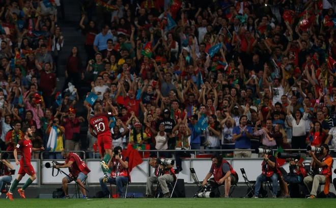 Ha Thuy Si, Ronaldo cung dong doi chinh thuc den Nga he 2018 hinh anh 6