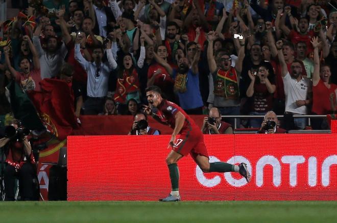 Ha Thuy Si, Ronaldo cung dong doi chinh thuc den Nga he 2018 hinh anh 8