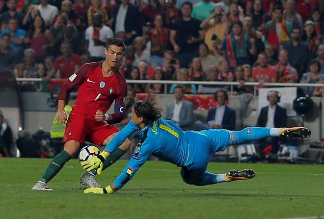 Ha Thuy Si, Ronaldo cung dong doi chinh thuc den Nga he 2018 hinh anh 9