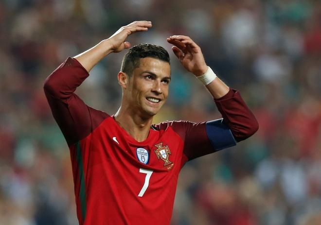 Ha Thuy Si, Ronaldo cung dong doi chinh thuc den Nga he 2018 hinh anh 10