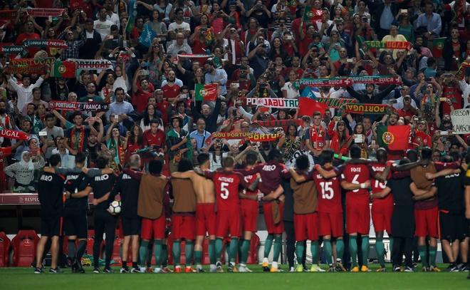 Ha Thuy Si, Ronaldo cung dong doi chinh thuc den Nga he 2018 hinh anh 12