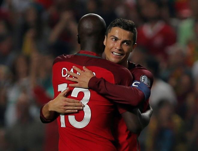 Ha Thuy Si, Ronaldo cung dong doi chinh thuc den Nga he 2018 hinh anh 11